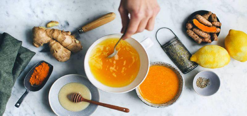 Ceai de ghimbir – proprietati digestive si antistres dovedite!