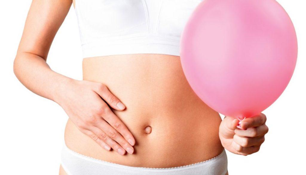 balonare, dar fără pierdere în greutate