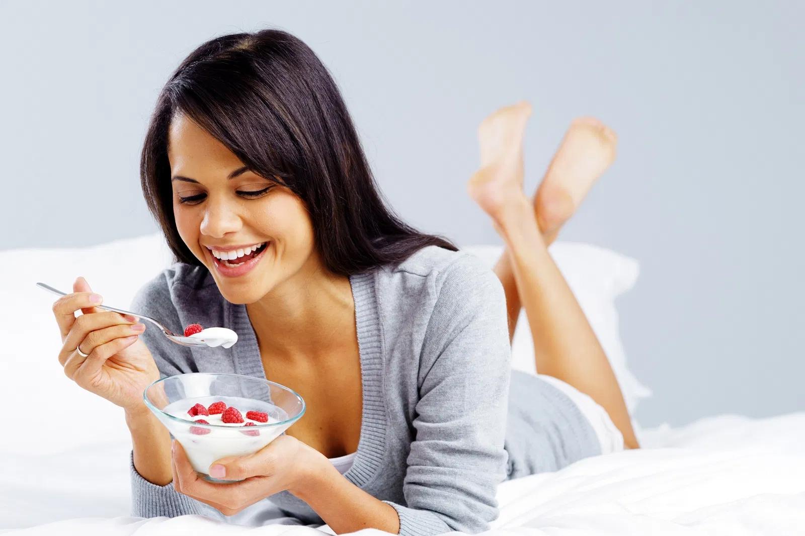 Consumului zilnic de iaurt pentru sănătate