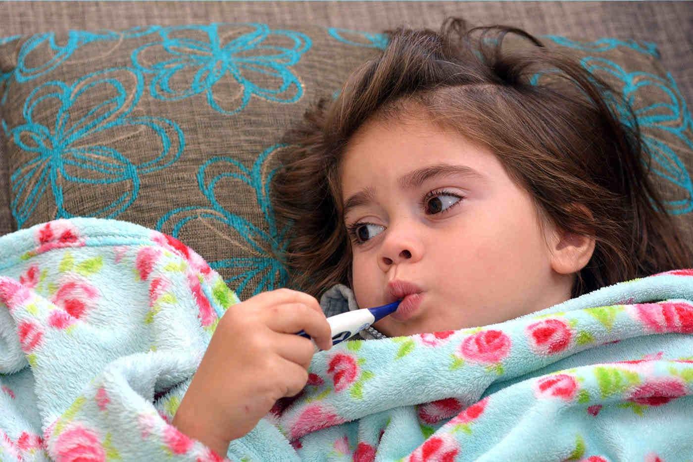 Ce boli ale copilariei pot aparea toamna
