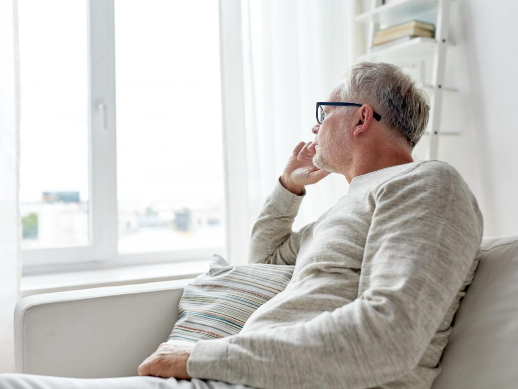 Depresia în cazul persoanelor vârstnice, cum să îi ajutăm!
